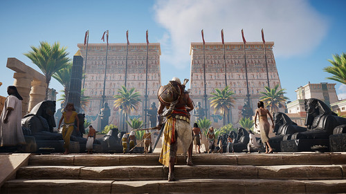 Assassin's Creed Origins | by PlayStation Europe