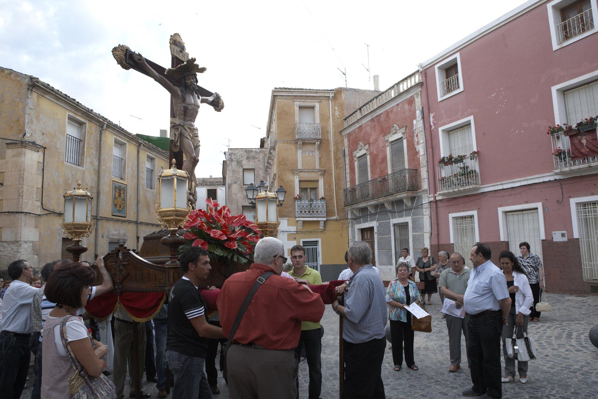 (2010-06-25) Vía Crucis de bajada - Heliodoro Corbí Sirvent (47)