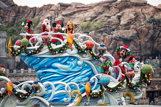 Tokyo Disneysea 2017 23 - A Perfect Christmas 05 | by JUNEAU BISCUITS