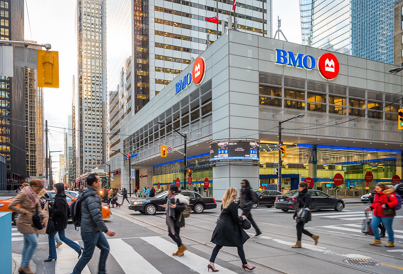 Toronto Financial District | Quartier financier de Toronto