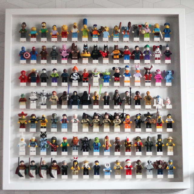 collection lego