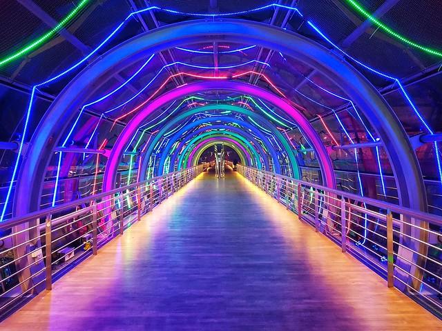 #34c3 LED Tunnel