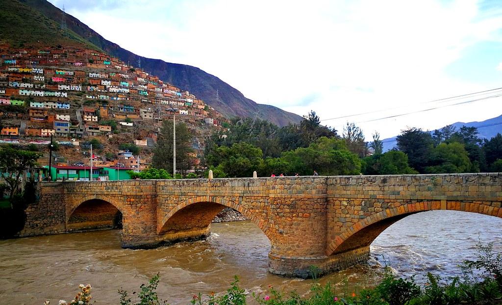 Puente Calicanto de Huánuco