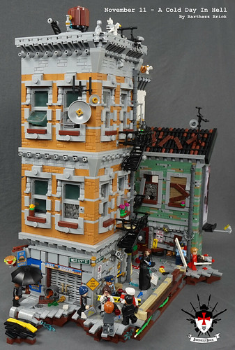 A Cold Day In Hell 3 by Barthezz Brick | by Barthezz Brick