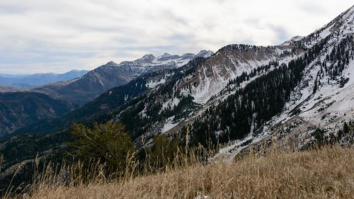 utah uintawasatchcachenationalforest lonepeakwilderness nature landscape mountain hiking nikond7100