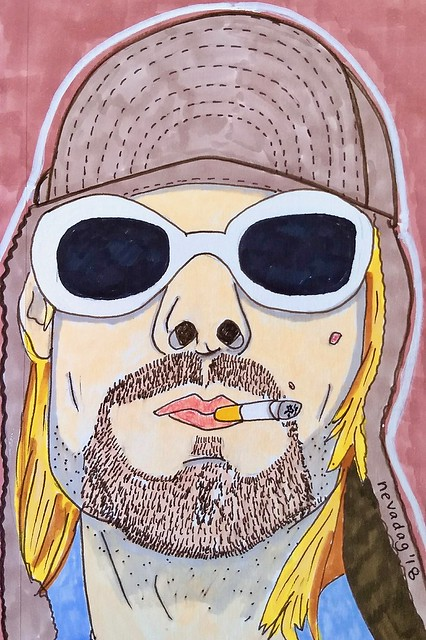 Kurt Cobain (1967-1994)