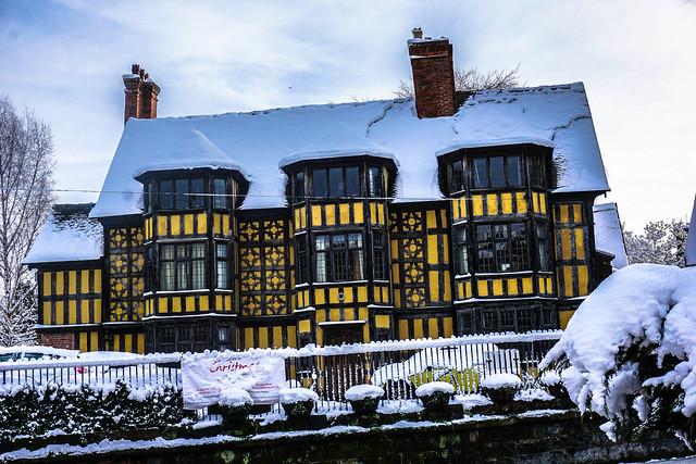 Tudor Snowfall