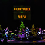 Fri, 15/12/2017 - 9:06am - WFUV Public Radio's 13th annual fundraiser, December 15, 2017 at the Beacon Theatre in New York City, with Aimee Mann, Randy Newman, Jeff Tweedy and Lo Moon. Photo by Gus Philippas.