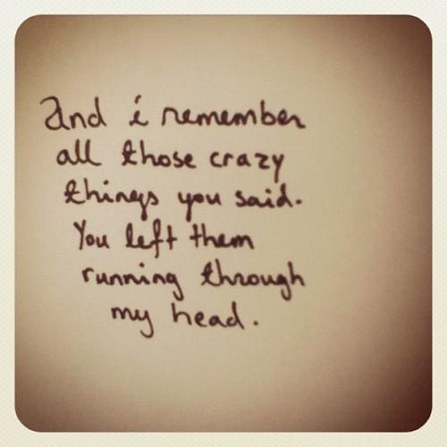 Sad Love Quotes : Avril Lavigne — Wish You Were Here - #Lo ...