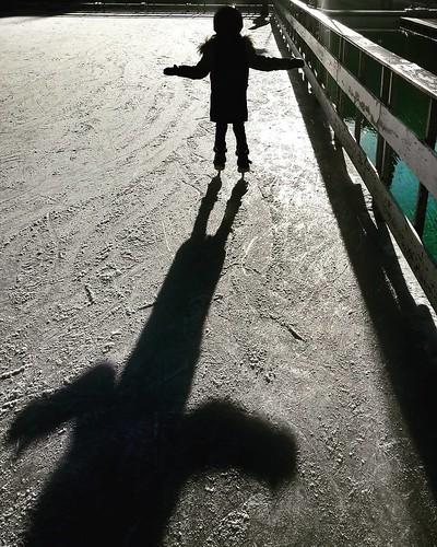 Ice skating #fun #ice #skating #iceskating #life #mybabygirl #margherita #daughter #milAmo #Milano #igers #igersitalia #igersmilano #cold #winter #awesome #funny #firsttime #cute #nice #photooftheday #picoftheday | by Mario De Carli