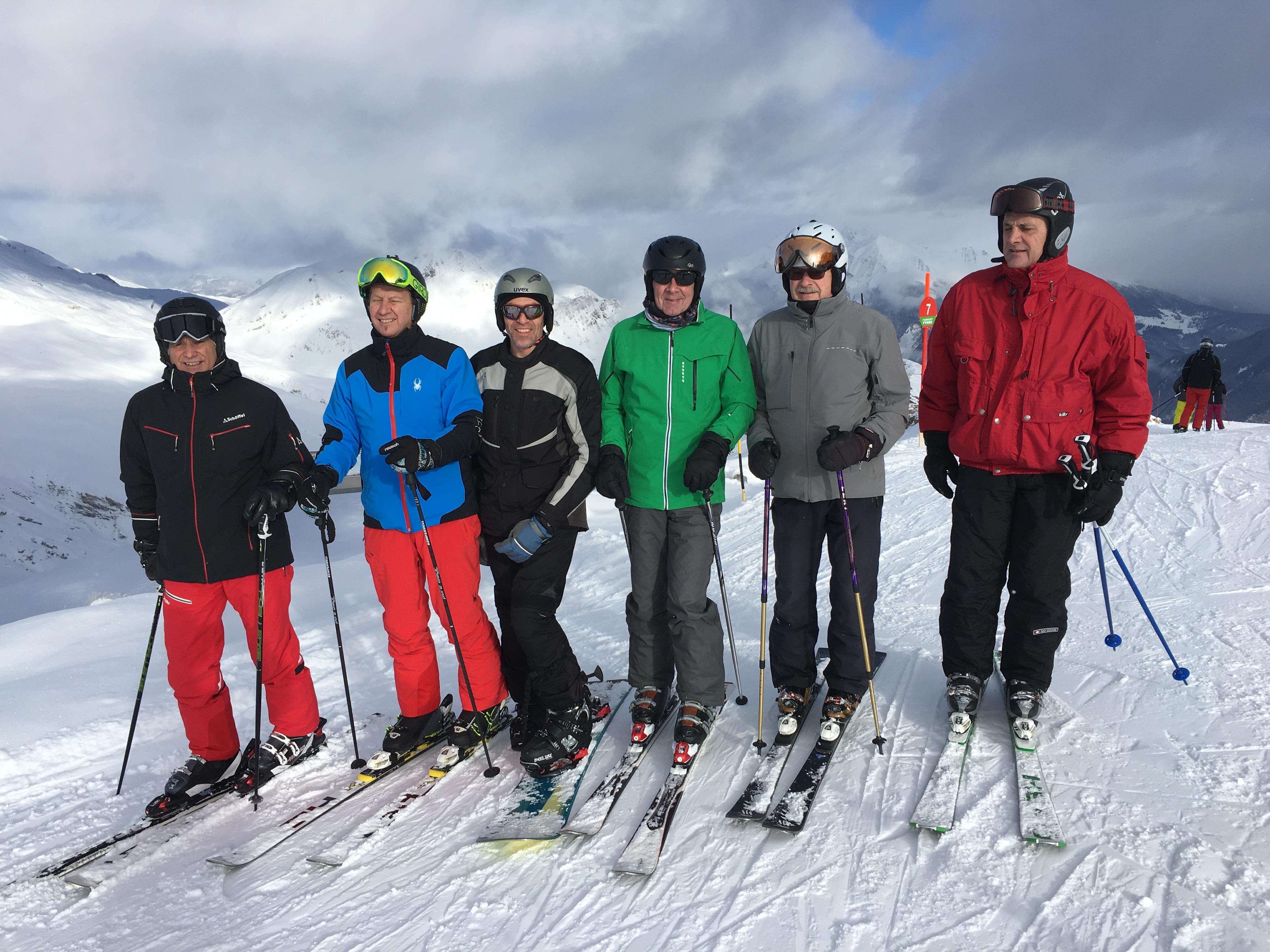 Ski-Weekend 2017 Savognin 16./17. Dez. und Skiwoche La Punt, Diavolezza, Morteratschgletscher,  Febr. 18