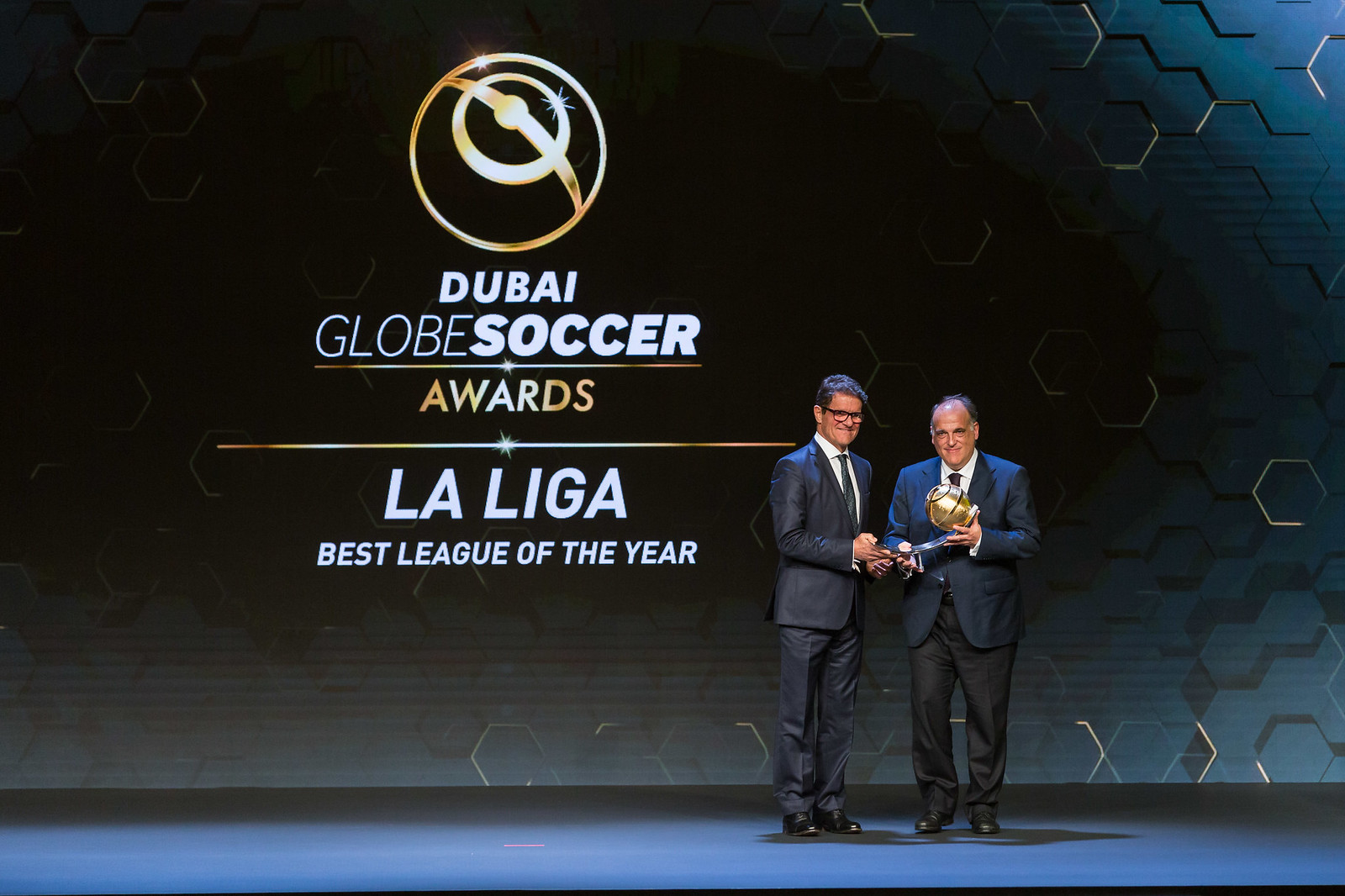 Globe Soccer Awards 0187