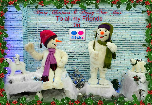 Seasonal Greetings to All ...