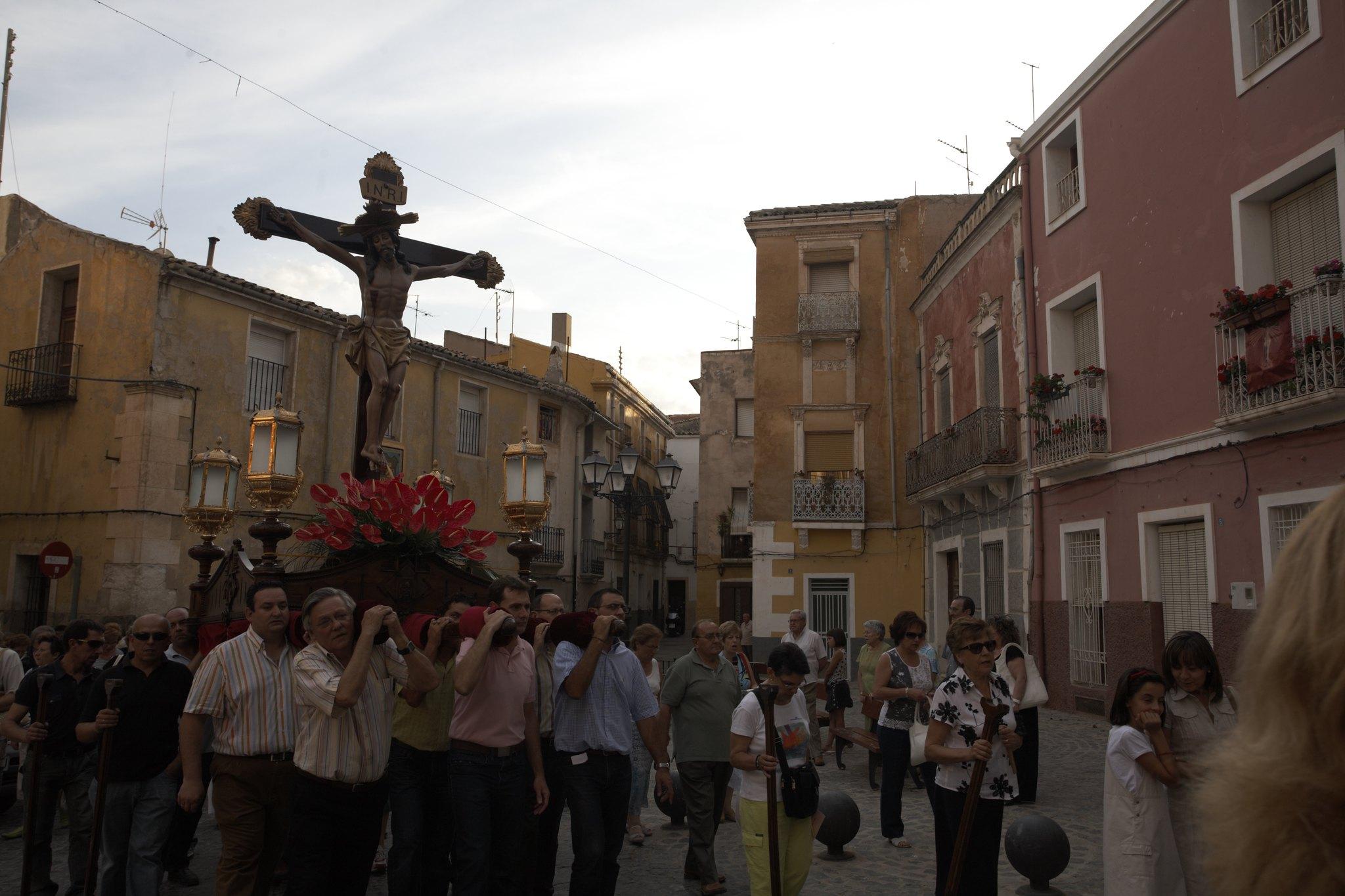 (2009-06-26) Vía Crucis de bajada - Heliodoro Corbí Sirvent (100)