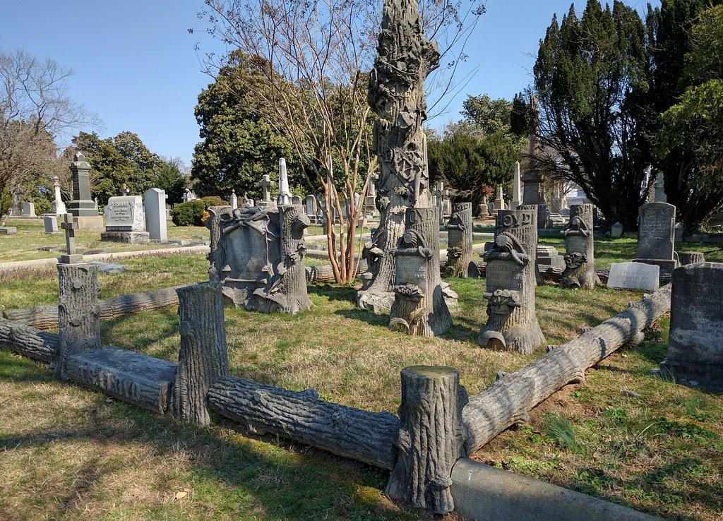 Richmond, VA - Hollywood Cemetery