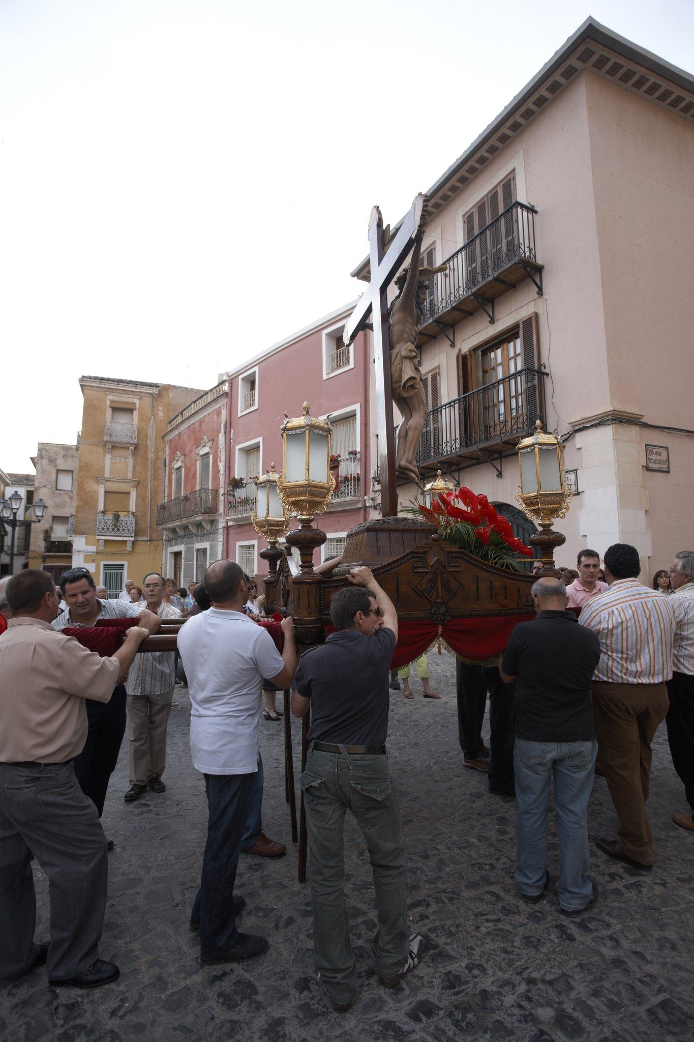 (2009-06-26) Vía Crucis de bajada - Heliodoro Corbí Sirvent (107)