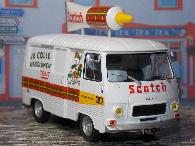 Peugeot J7 - Scotch - 1966