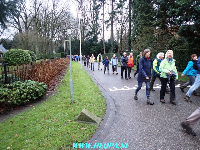 2017-12-27 Bennekomse-    Bossentocht         24 Km    (98)