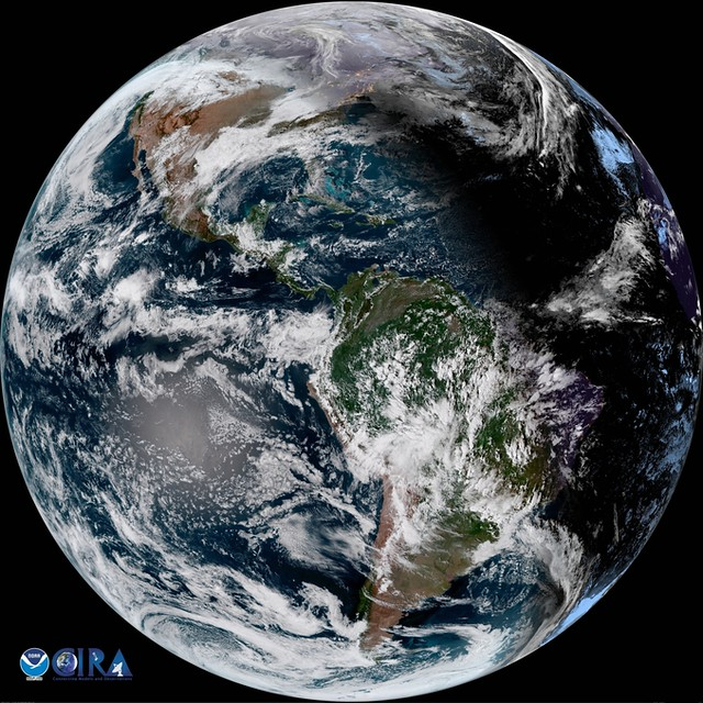 GOES-16 is Operational as NOAA's GOES-East!