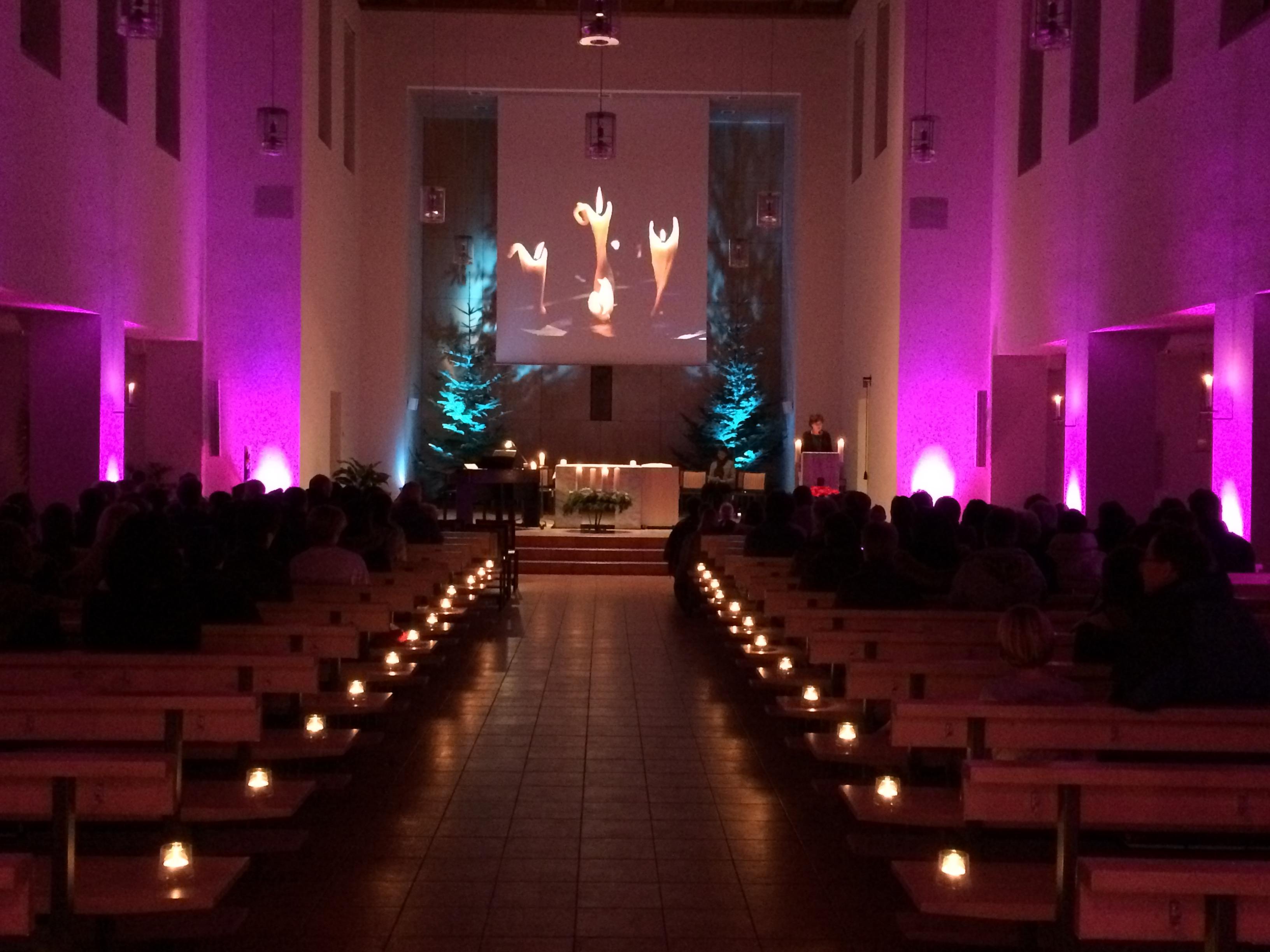 Adventsfeier 2017