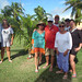 The gang in Nevis