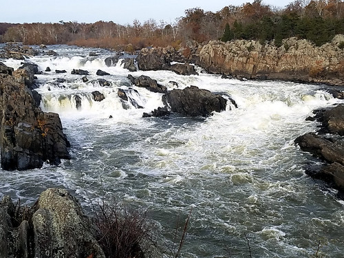greatfallspark fairfaxcounty virginia photo digital autumn fall rapids waterfall potomacriver