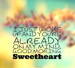 Love quote and saying : Romantic-Good-Morning-Wishes-Girlf