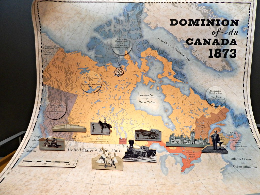 Map Of Canada In 1873.16 Map Of Canada 1873 Seen In Gallery 1 Creating A Mounte Flickr
