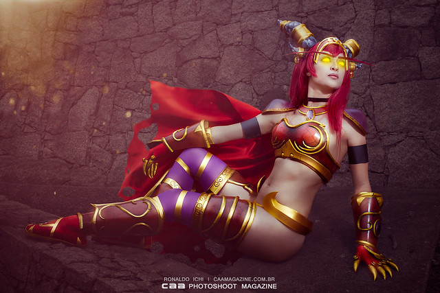 Alexstrasza | WORLD OF WARCRAFT cos CAMI