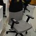 Ex demo E150 executive chair with arms