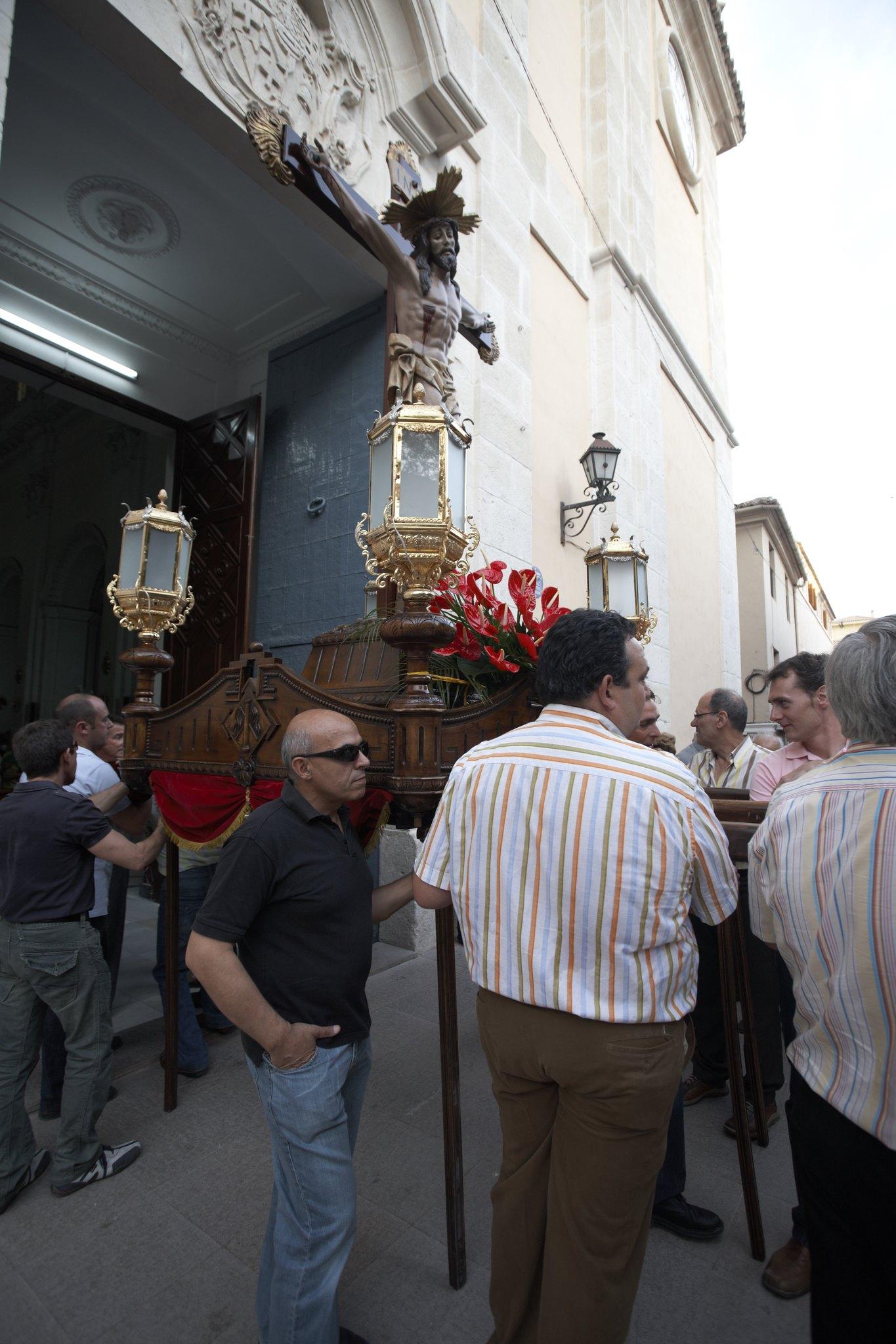 (2009-06-26) Vía Crucis de bajada - Heliodoro Corbí Sirvent (129)