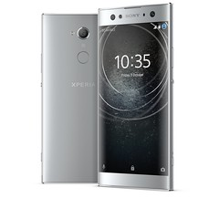 01_Xperia_XA2 Ultra_silver_group