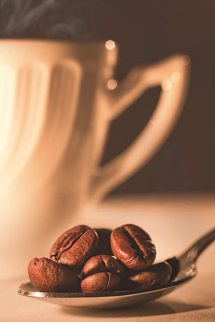 Una tacita de café calentita (in Explore 18.12.17)