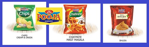Tasty And Healthy Potato Chips Kurkure And Bhujia Made In India