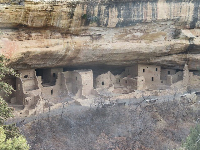 The Cliff Palace • Mesa Verde NP, CO