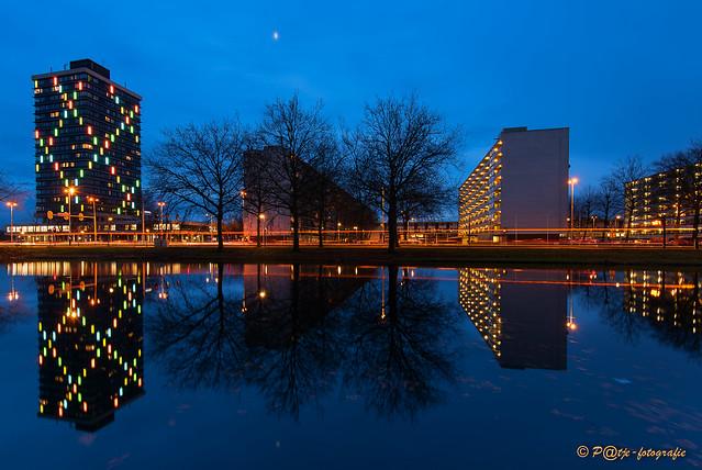 Helix building Arnhem-Presikhaaf