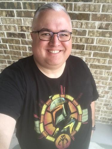 Day 41 of #NoRepeatStarWarsShirts is one of my top three favorite Fett shirts. | by retrophisch