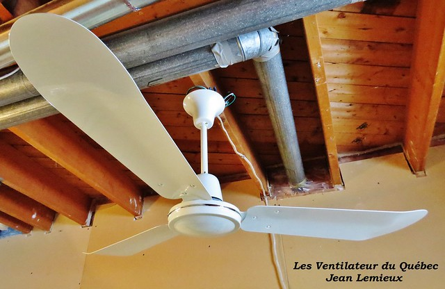 Power Fist Industriel 140 cm Ceiling Fan