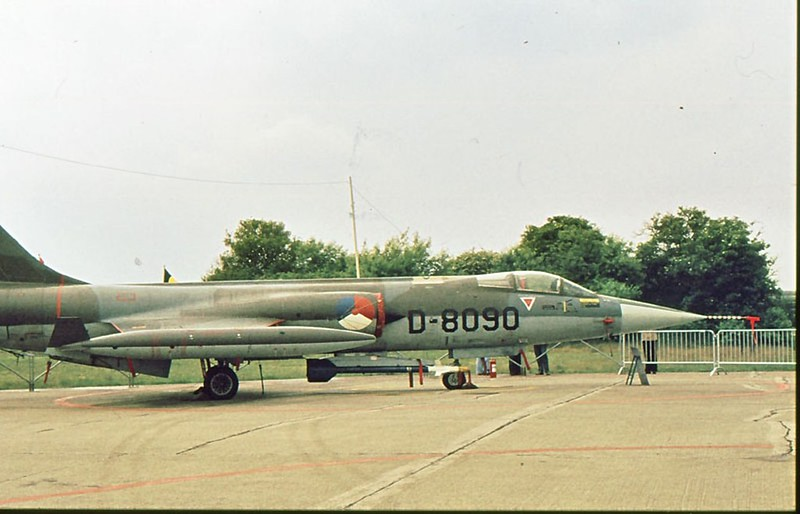 Lockheed F-104 Starfighter 98