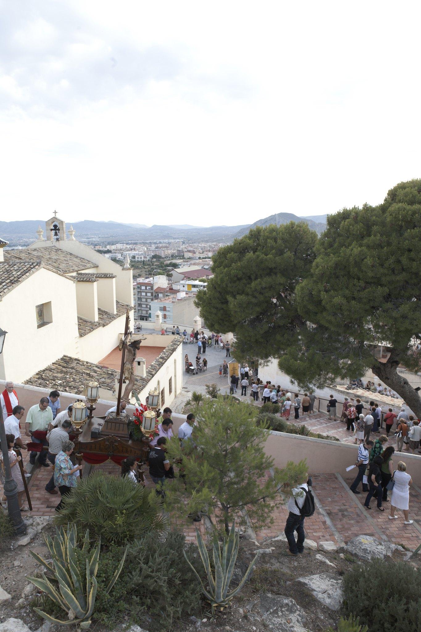 (2010-06-25) Vía Crucis de bajada - Heliodoro Corbí Sirvent (11)
