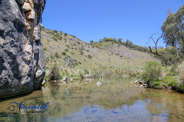 Blue Water hole