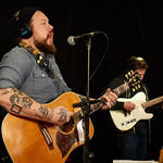 Tue, 12/12/2017 - 12:03am - Nathaniel Rateliff and The Night Sweats Live in Studio-A 12.12.17 Photographer: Gus Philippas