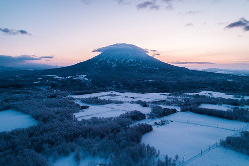 gh5 niseko japan snow mountain mount yōtei