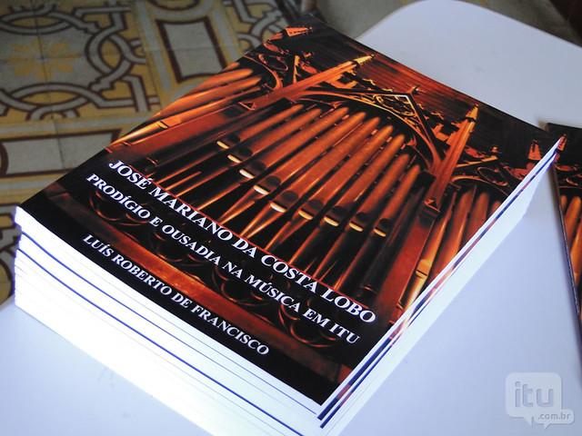 Concerto e publicação comemorativos aos 10 anos do Museu da Música - Itu