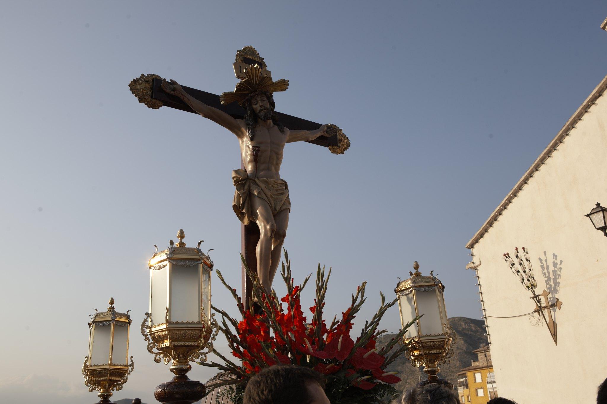 (2008-06-27) Vía Crucis de bajada - Heliodoro Corbí Sirvent (23)