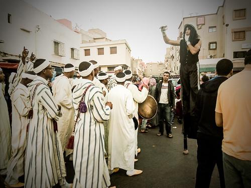 Carnaval in Casablanca