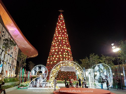 Chirstmas light in Nakhon Ratchasima | by comzine69