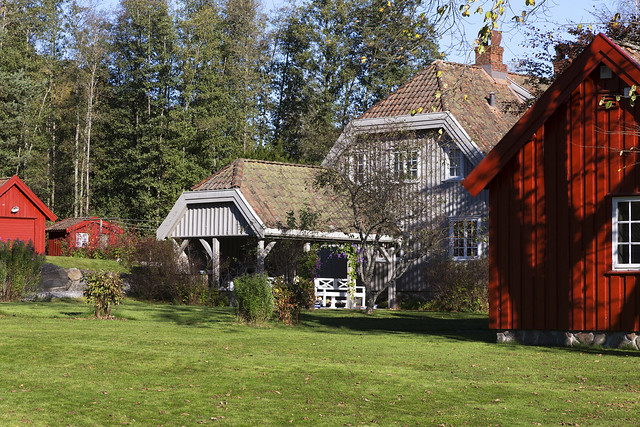 Ågårdselva 1.2. Solli, Norway
