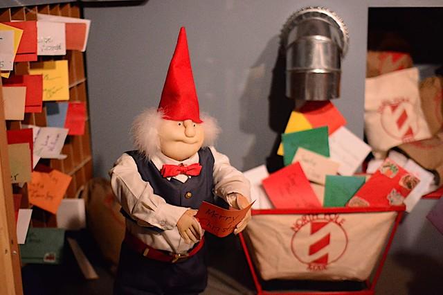 Shillito's Elves Mailroom