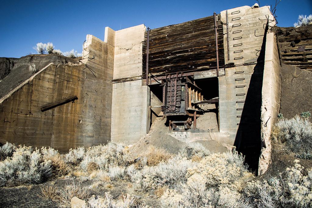 Abandoned Shaft 2 | Abandoned mine near Cedar City, UT